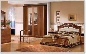 Купить Спальня Европа - 7 Итальянский Орех в Минске