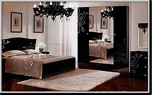 Купить Спальня Европа - 9 Черная в Минске