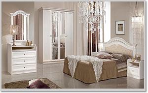 Купить Спальня Европа - 7 Штрих-Лак в Минске