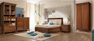 Спальня Амели Ноче Интерьер 2