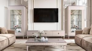 Модульная гостиная «Римини Solo» Интерьер 3
