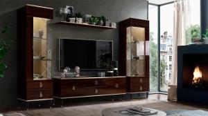 Модульная гостиная «Римини» Интерьер 2