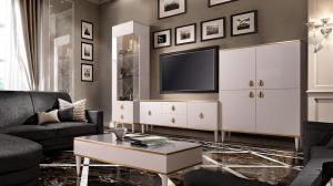 Модульная гостиная «Римини» Интерьер 1