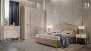 Мебель для спальни «Римини Solo» Интерьер 1
