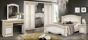 Спальная Карина-3 Беж