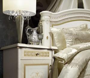 Кровать Карина-3 Беж