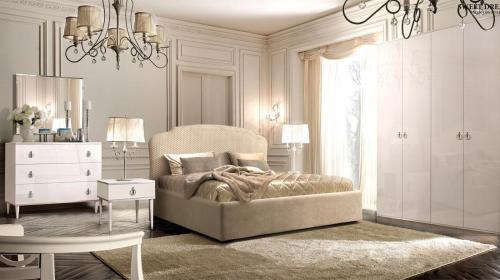 Мебель для спальни «Римини» Интерьер 1