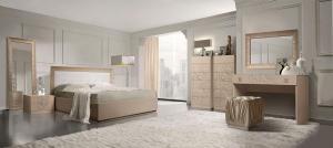 Спальня Роза Капучино Интерьер 3
