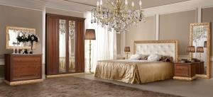 Спальня Тиффани Ноче-Золото