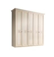 Шкаф 5-и дв. (без зеркал) для платья и белья