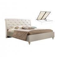 Кровать 2-х спальная (1,4 м)  с подъемным механизмом без лежака и матраца